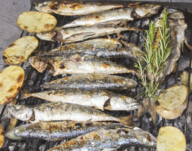 Traditional Dalmatian Fare