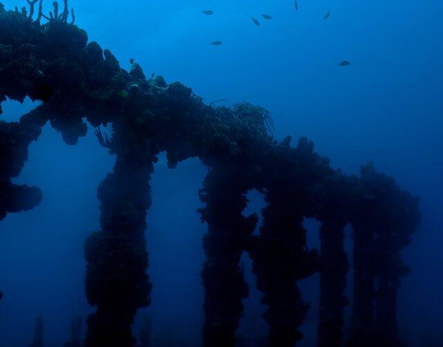 Find history on the sea floor