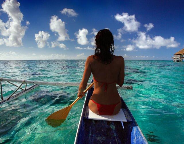 Bora Bora and beyond