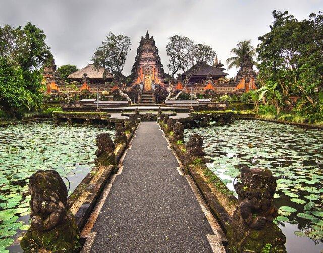 Balinese culture awaits