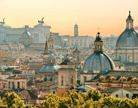 Rome and Western Italy