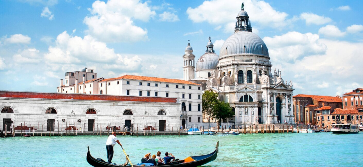 Cruise the romantic canals during a Venice and Eastern Italy luxury yacht charter and unveil the mystery of the Bride of the Sea and her winding waterways