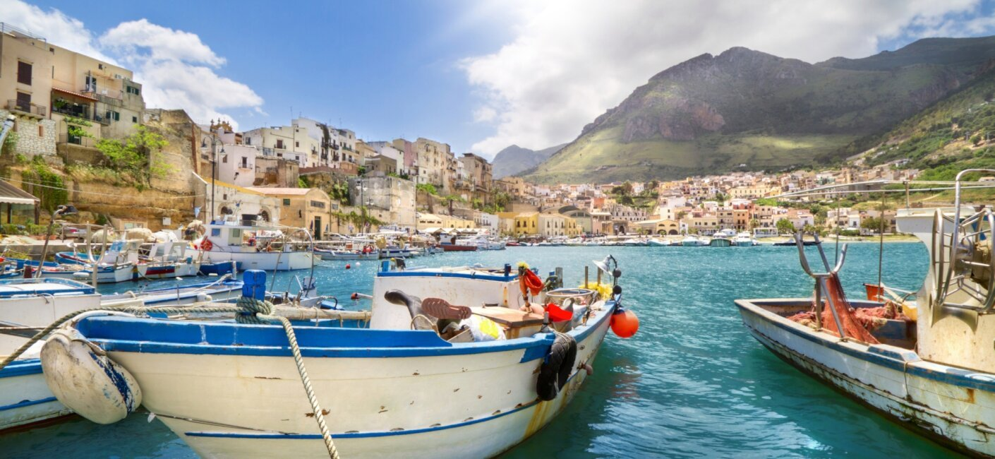 Situated at the tip of the Italian peninsula, Sicily is renowned for its active volcano, spirited persona and delicious local cuisine — enjoy all of this and more during a Sicilian luxury yacht charter