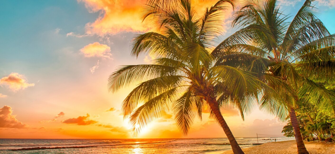 """Enjoy the sun, sand, sea and charming UK-like culture of the island often referred to as """"Little Britain"""" during your Barbados luxury yacht charter"""