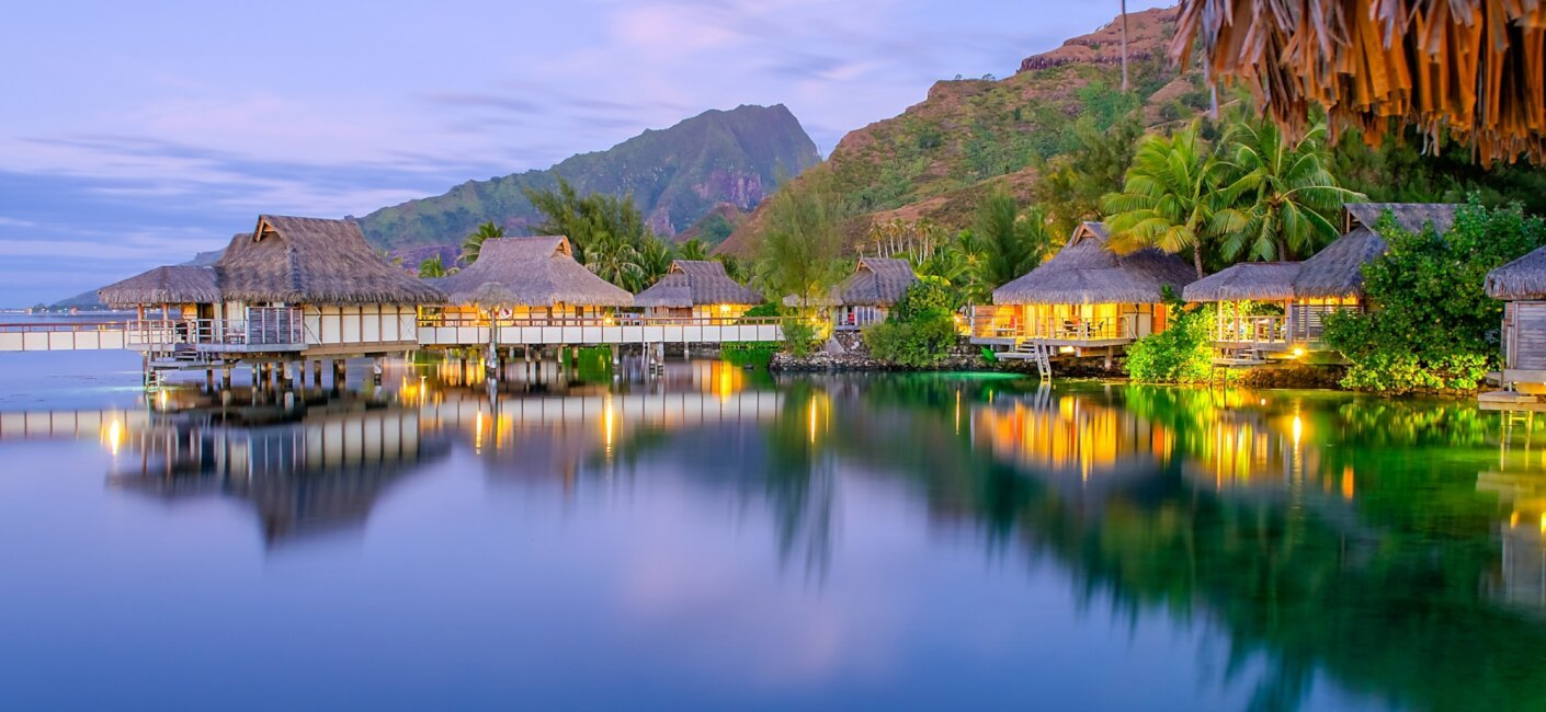 The Islands of Tahiti photo 2