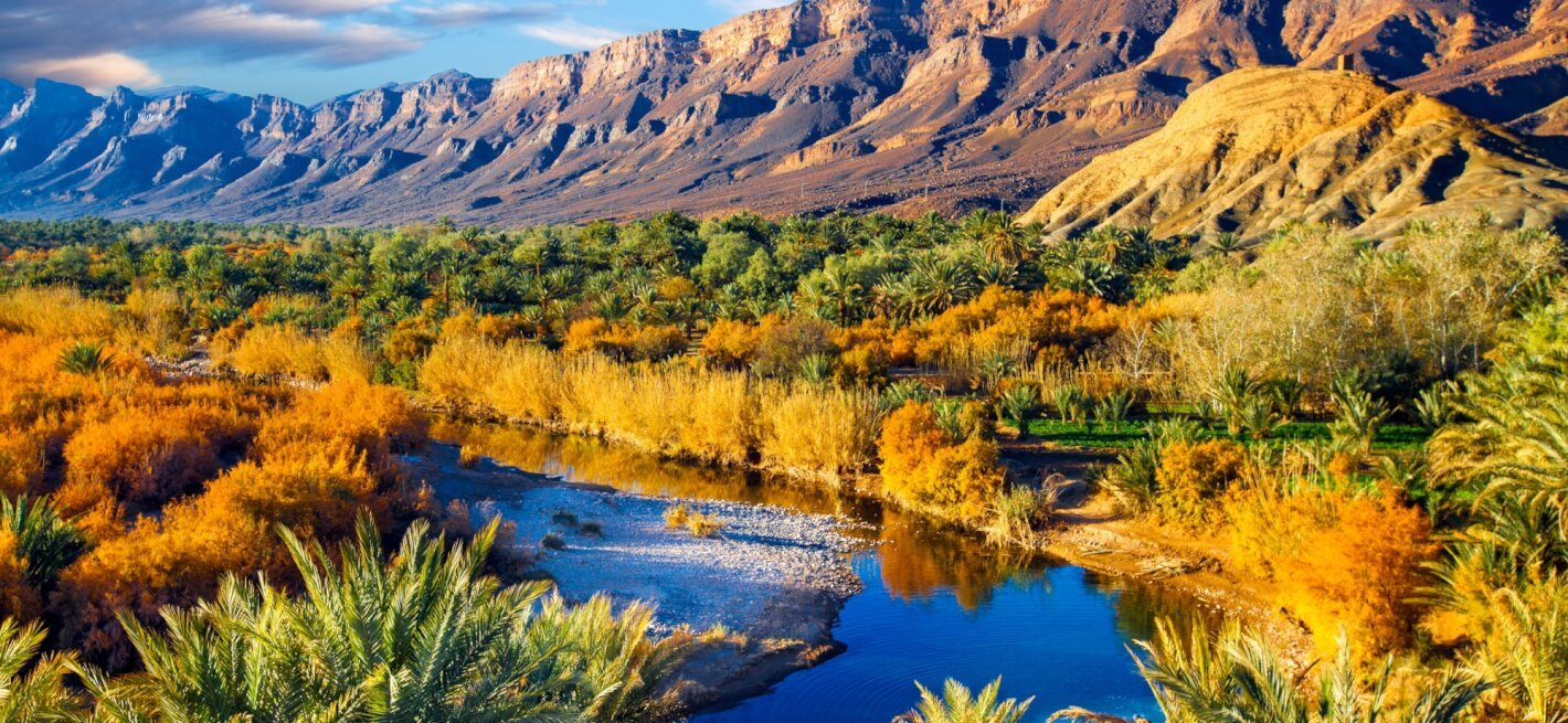 From the stark beauty of the Sahara dessert to the cradle of civilization along the banks of the Nile River, a North Africa luxury yacht charter is full of wonder