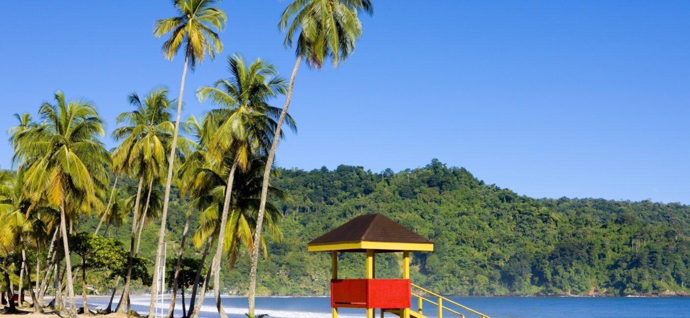 Trinidad And Tobago Luxury Yachting Guide Northrop Amp Johnson