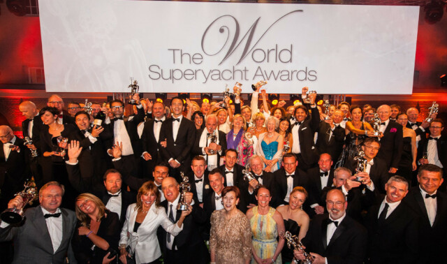 THE WORLD SUPERYACHT AWARDS 2019