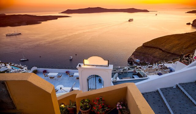 7 day itinerary in Cyclades