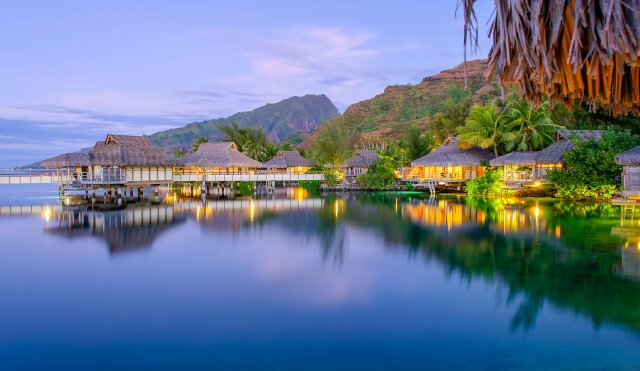 7 day itinerary in The Islands of Tahiti