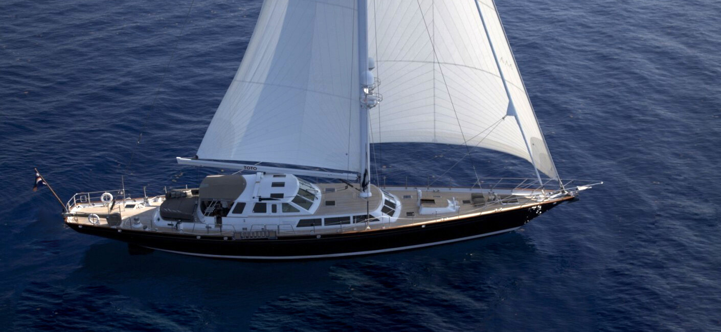 SAILING YACHT TOTO NOW FOR SALE WITH NORTHROP & JOHNSON | Northrop ...