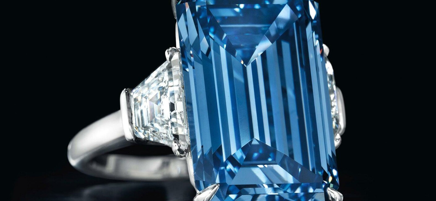 Northrop And Johnson >> WORLD'S LARGEST BLUE DIAMOND SOLD | Northrop & Johnson ...