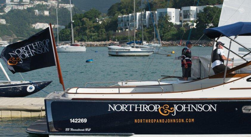 NORTHROP & JOHNSON PATRICIATES IN HONG KONG OPEN DRAGON CHAMPIONSHIP