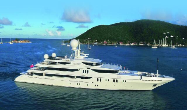 Luxury Superyacht Double Down Price Reduction Northrop Johnson