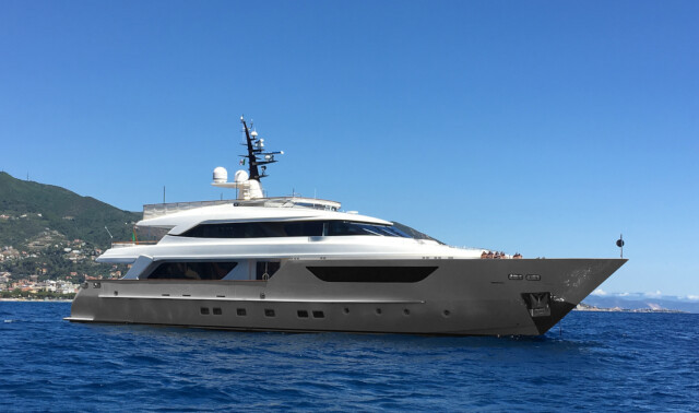 SUPERYACHT KAOS NOW FOR SALE WITH NORTHROP & JOHNSON photo 1