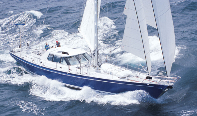 Luxury Sailing Yacht Maya Receives A Price Reduction Northrop