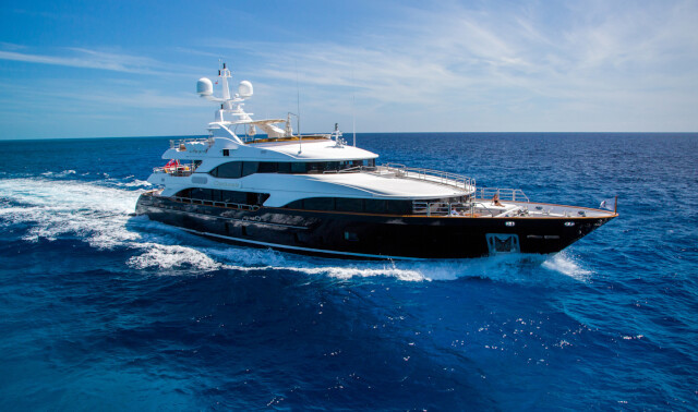 Northrop And Johnson >> Luxury Superyacht Checkmate Now For Charter Northrop Johnson