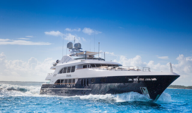 Luxury Superyacht Rebel Receives A Price Reduction Northrop Johnson