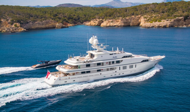 RoMa FOR CHARTER WITH NORTHROP & JOHNSON photo 1
