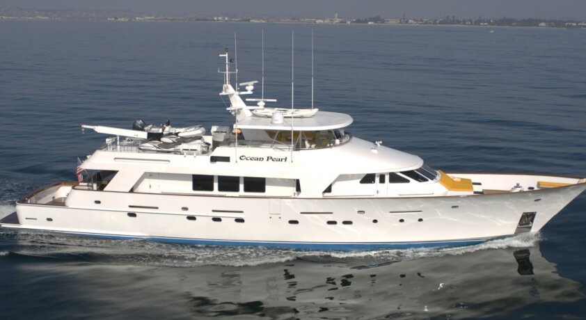 OCEAN PEARL RECEIVES A PRICE REDUCTION
