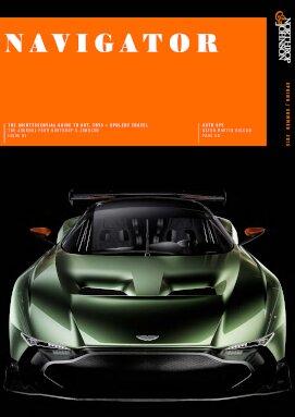 Spring/Summer 2015 magazine cover