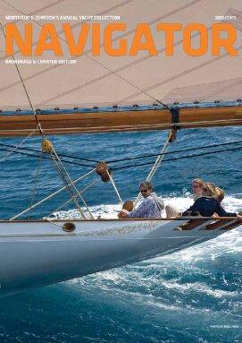Navigator 2013 / 2014 magazine cover