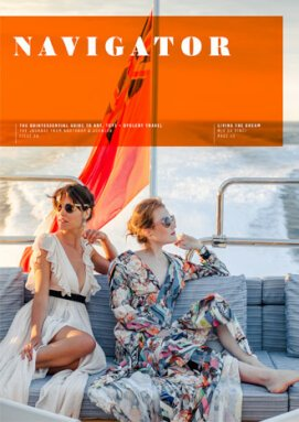 Spring / Summer 2018 magazine cover