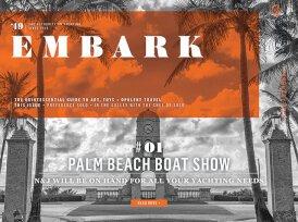 Embark EMBARK — FEBRUARY 2019 issue
