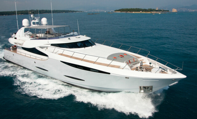 GEMS  yacht for charter