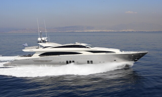 DRAGON  yacht for charter