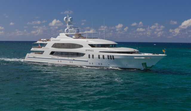 SKYFALL for Charter