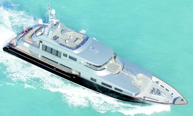 SILVER DREAM yacht for charter
