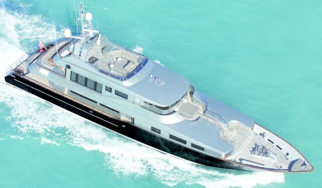 SILVER DREAM for Charter