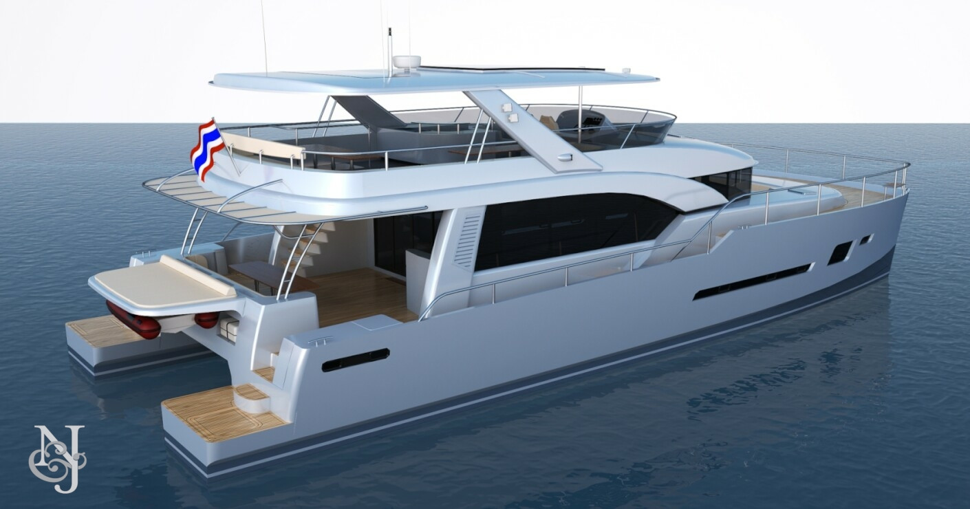 Heliotrope 70 yacht for sale bakricono shipyard luxury for Luxury motor yachts for sale