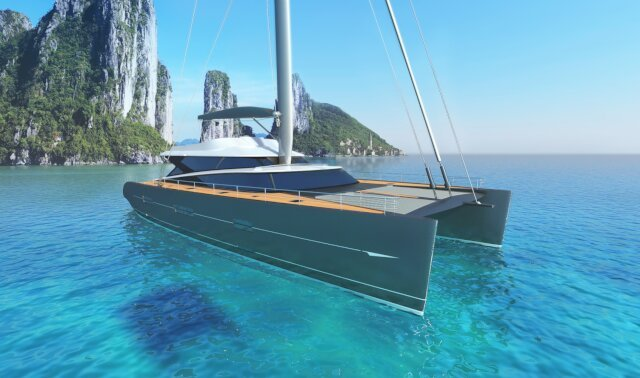 BLUE COAST 88 Luxury Super Yacht For Sale