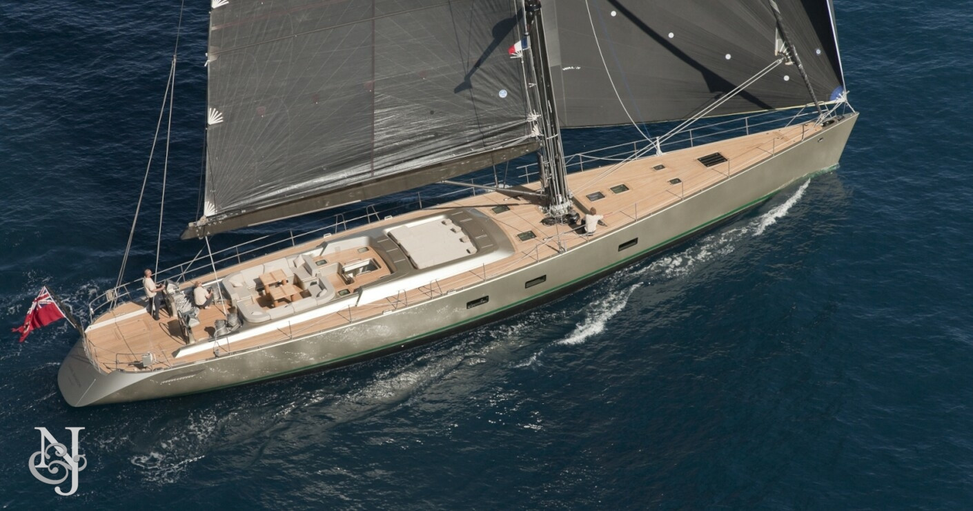 48bfd3a5dc20 LUXURY SAILING YACHT DARK SHADOW FOR SALE