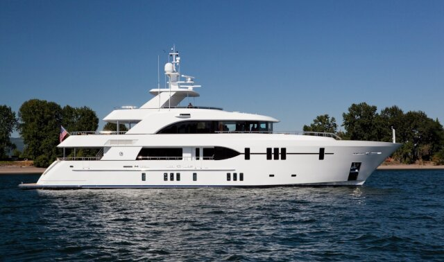 DREAM WEAVER Luxury Super Yacht For Sale