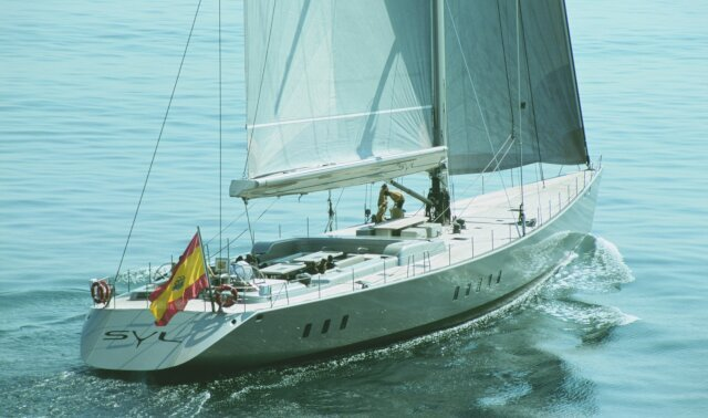 SYL Luxury Super Yacht For Sale