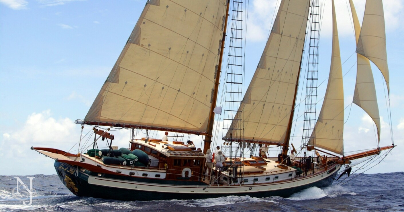 TREE OF LIFE Yacht for Sale | Covey Island BW Luxury Sail Yacht ...