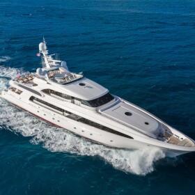 Usher Yacht Charter Delta Superyacht Charter