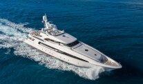 Charter USHER Luxury Yacht
