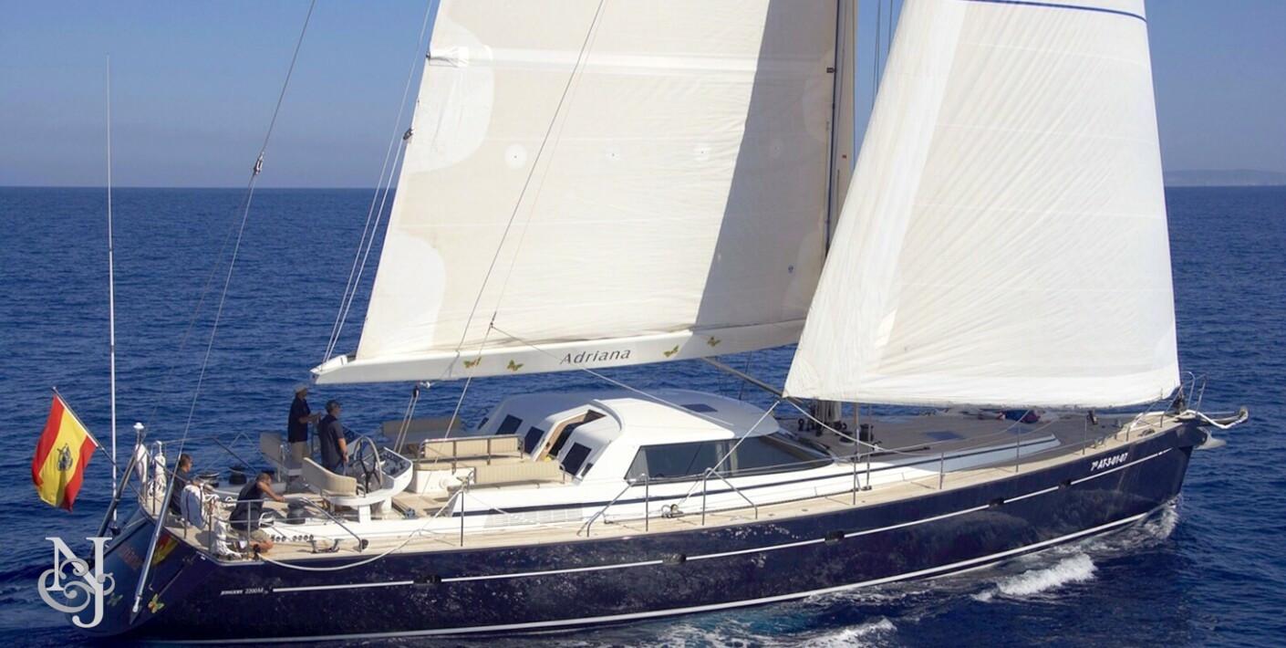 ADRIANA 9 Yacht For Sale