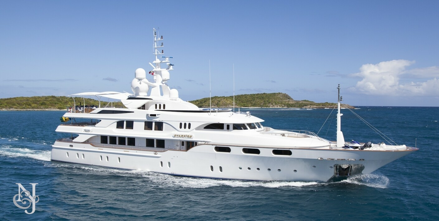 STARFIRE 38 Yacht For Sale