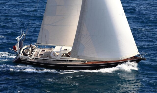 BLUE REFLECTION Luxury Super Yacht For Sale