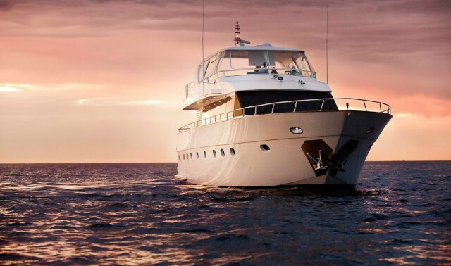 Charter PEARL Luxury Yacht