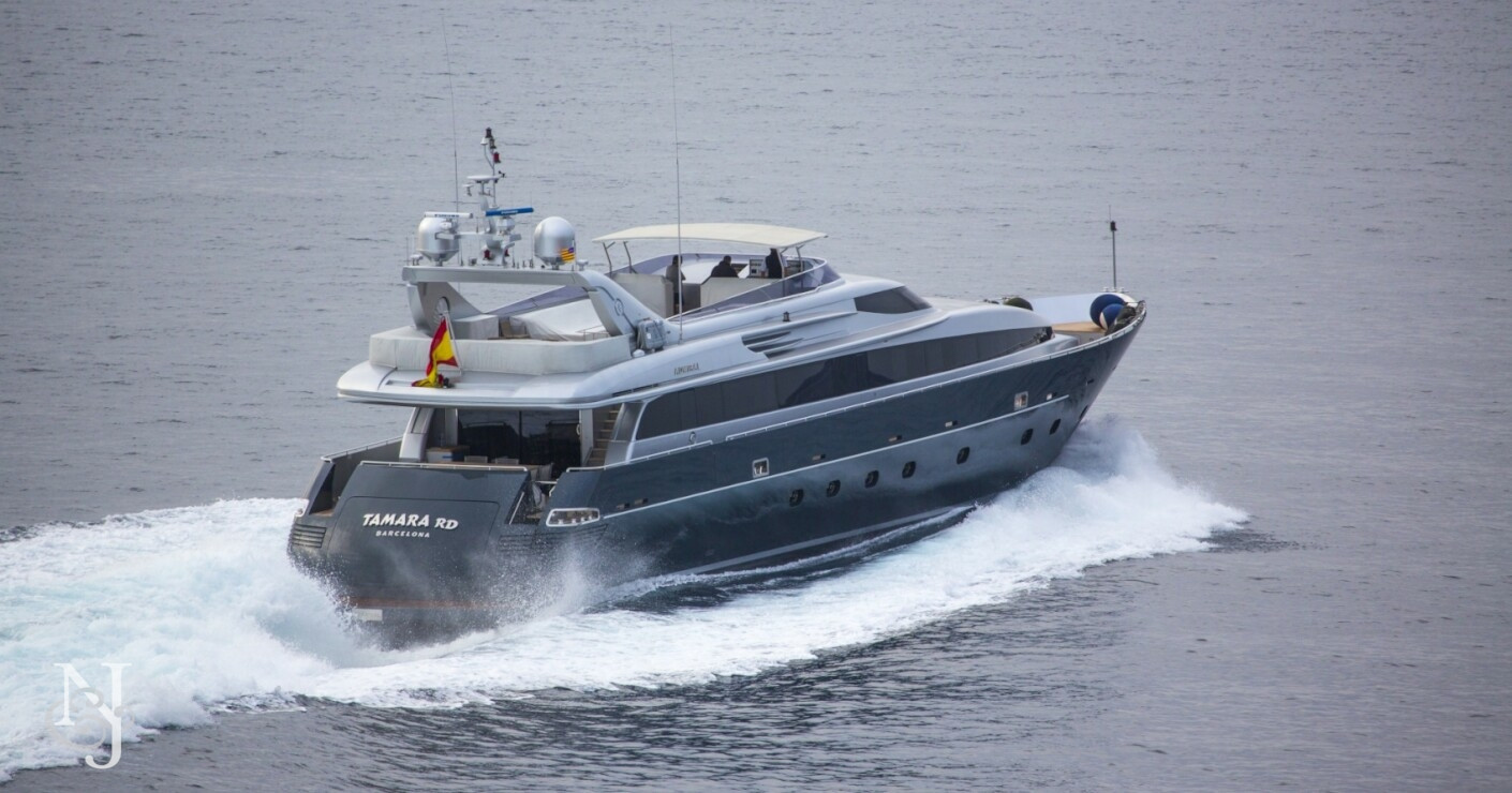 Tamara rd yacht for sale admiral luxury motor yacht for Motor yachts for sale near me