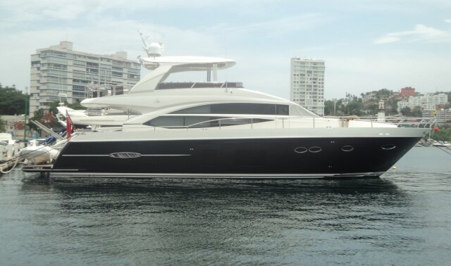 PICHOS III Luxury Super Yacht For Sale