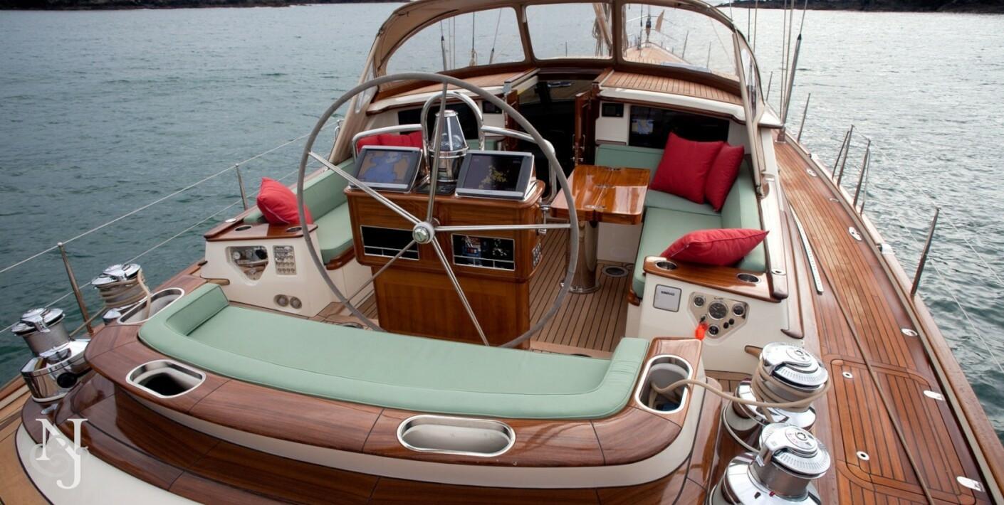 Northrop And Johnson >> ISABEL Yacht | Friendship Yachts Luxury Sail Yacht ...