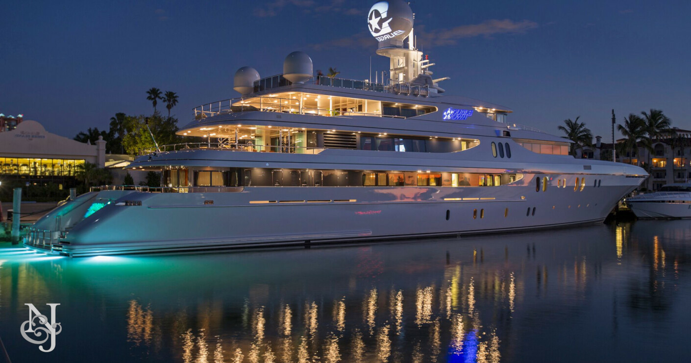Northrop And Johnson >> DOUBLE DOWN Yacht Charter | Codecasa Luxury Motor Yacht | Northrop & Johnson