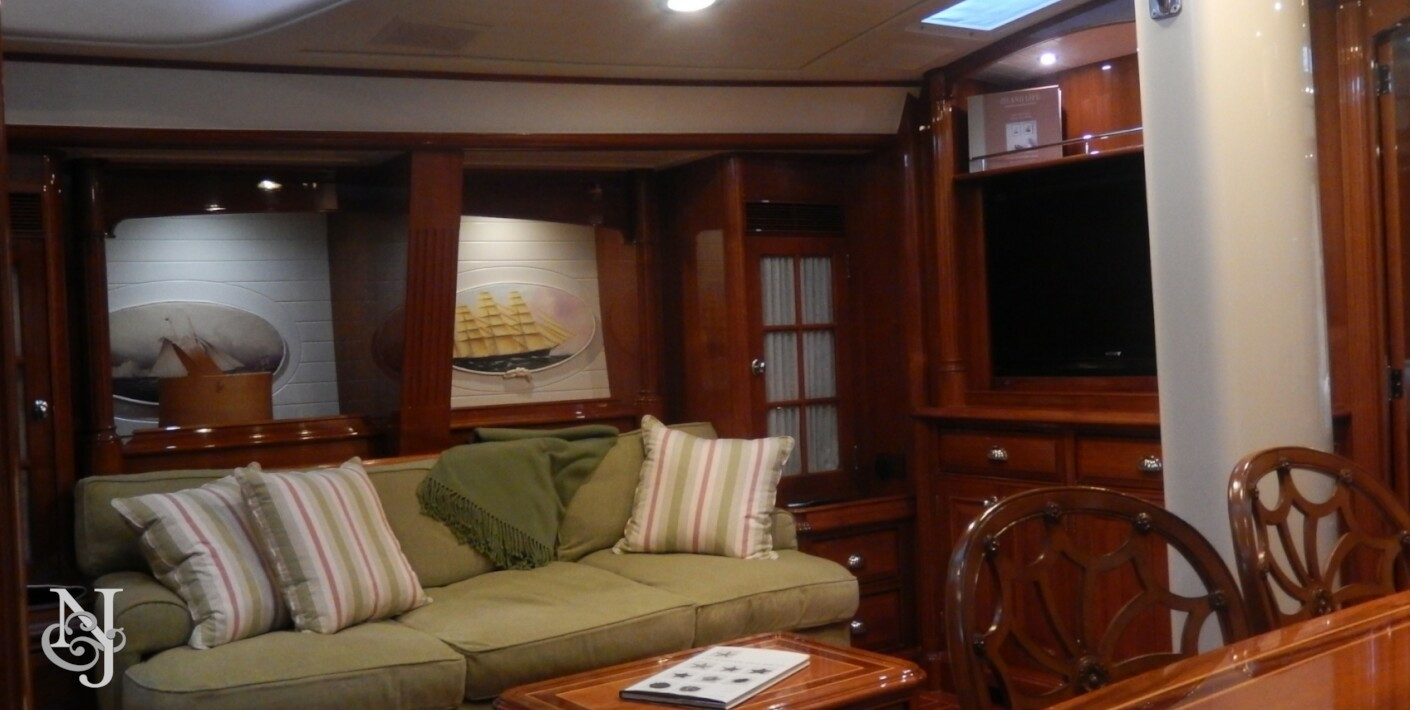 Isabel Yacht Friendship Yachts Luxury Sail Yacht